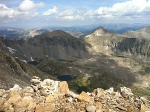 Summit of Mt. Quandary