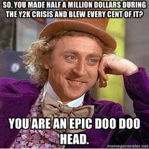 Willa Wonka is right