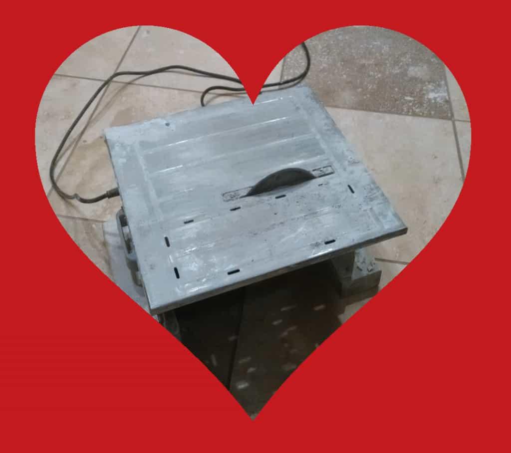 heart saw