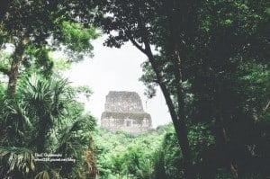 Mayan Ruins,Tikal, Guatemala