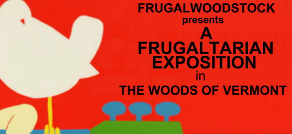 Frugalwoodstock!