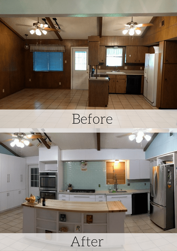 Guest Post: Lessons From A Frugal DIY Renovation