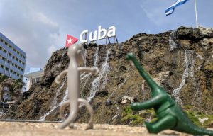 Cavorting In Cuba