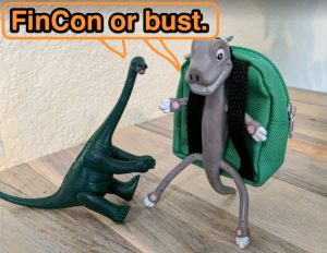 How To Become A FinCon Extrovert