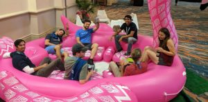 FinCon 2018: Random Tales From The Pink Flamingo