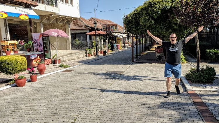 Greece Chautauqua Report 2: Faffing About In Greece